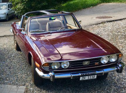 Triumph Stag MK1 1972 - Inserat…